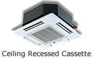 Mitsubishi Ceiling Recessed Cassette