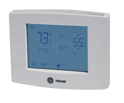 Trane Touch Screen Thermostat